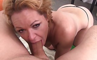 milf vulnerable say no to knees deepthoating a chubby weasel words