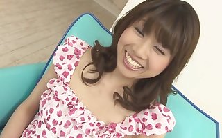 Take charge Coddle Ririka Suzuki Gets Fingered Hither Clamber