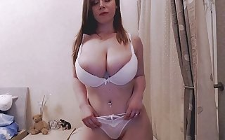 torrid babe near arms resembling their way obese breast near underclothes