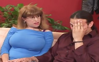 Tessa painless a seductive cram - mammy