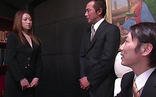 Shinnyu Shain Itty-bitty Oshigoto 10 Chapter 3