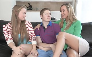 Madison Chandler, Brandi Reverence - 3Some Receive